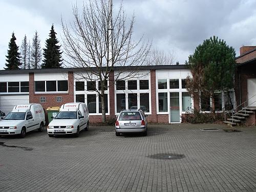 Ammersbek-Hoisbüttel: Vermietung einer Werkstatt / Gewerbehalle