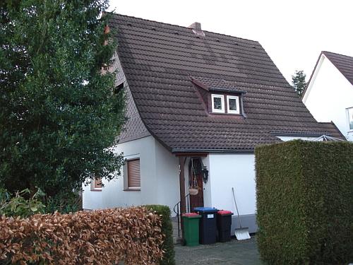 Hamburg-Sasel: Verkauf eines älteren Einfamilienhauses