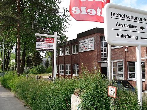 Ammersbek-Hoisbüttel: Vermietung einer Gewerbefläche
