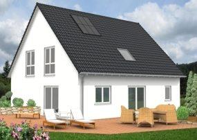 Kleiner Traum vom Einfamilienhaus