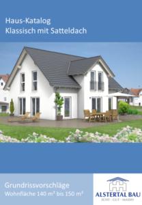 Klassischer Baustil mit Satteldach, Gauben, Dachflächenfenster, Erker
