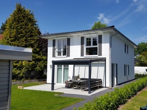 Hamburg-Sasel: Neubau eines Einfamilienhauses