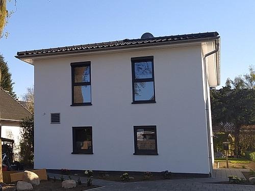 Hamburg-Sasel: Neubau eines Stadthauses